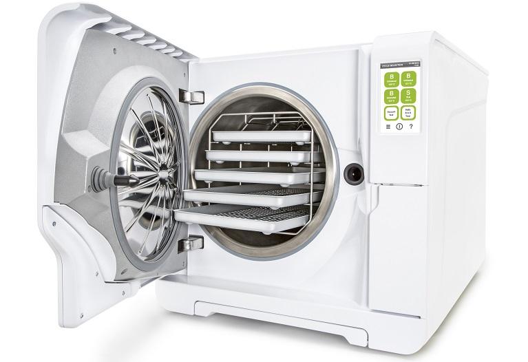 高圧蒸気滅菌器クラスBオートクレーブLisa