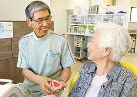 小さなお子様からご高齢の患者様まで的確な診断・治療方法の提案!